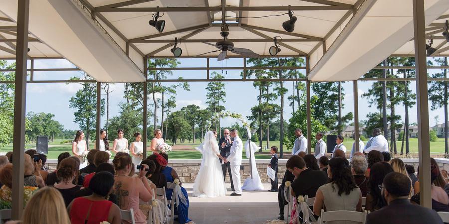 Golf Club of Houston wedding Houston