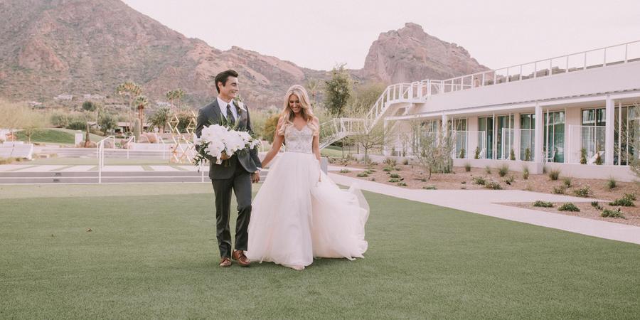 Mountain Shadows wedding Phoenix/Scottsdale