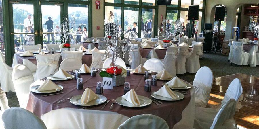 The Legends Golf Club at Temeku Hills wedding Inland Empire