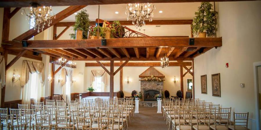 Farmstead Golf and Country Club wedding North Jersey