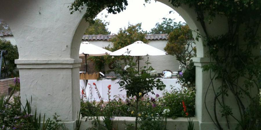 Memory Gardens at Monterey State Historic Park wedding Monterey/Carmel Valley