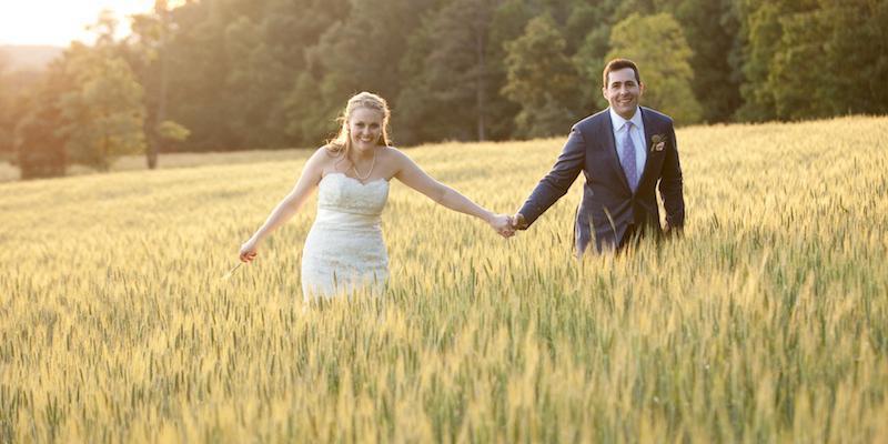 Shenandoah Woods wedding Northern Virginia