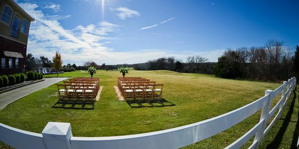 Tanglewood Resort & Conference Center wedding Dallas