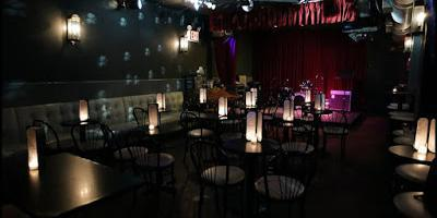 Parkside Lounge wedding Manhattan