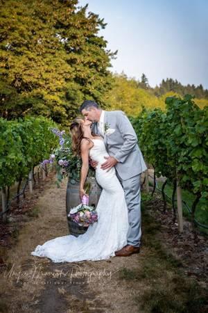 Olalla Winery wedding Seattle