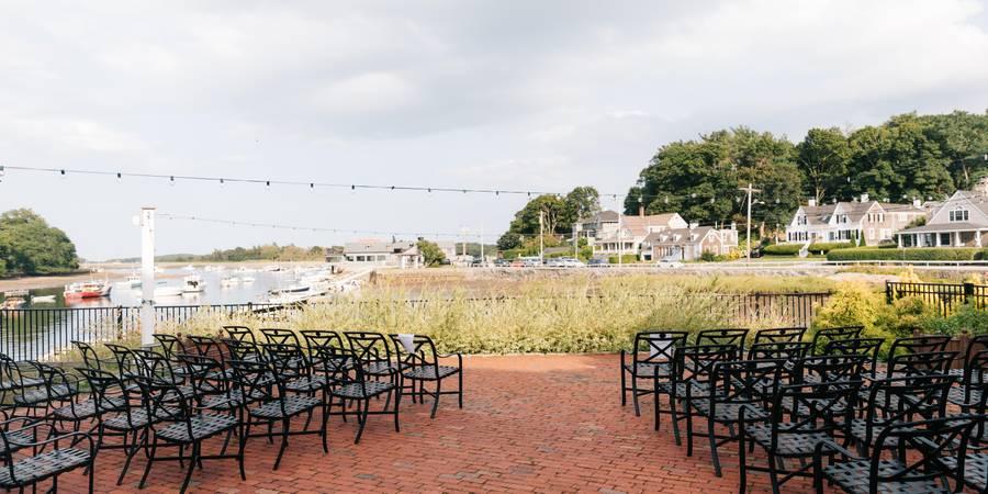 Cohasset Harbor Inn wedding South Shore