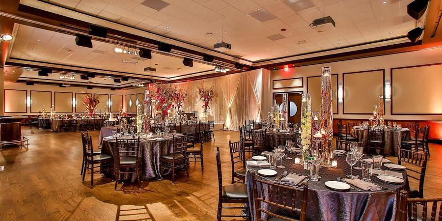 Gibson's Bar & Steakhouse Oak Brook wedding Chicago