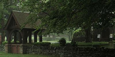 Saint Columba's Chapel wedding Coastal Rhode Island