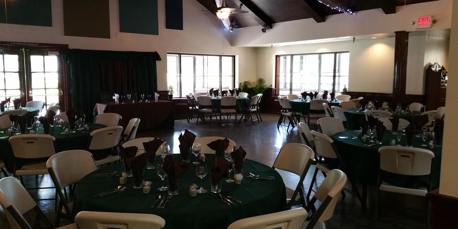 The Brookside Lake Event Center at First Congregational Church of Stockton wedding Central Valley