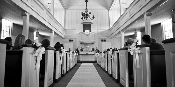 St. John United Church Of Christ wedding Chicago