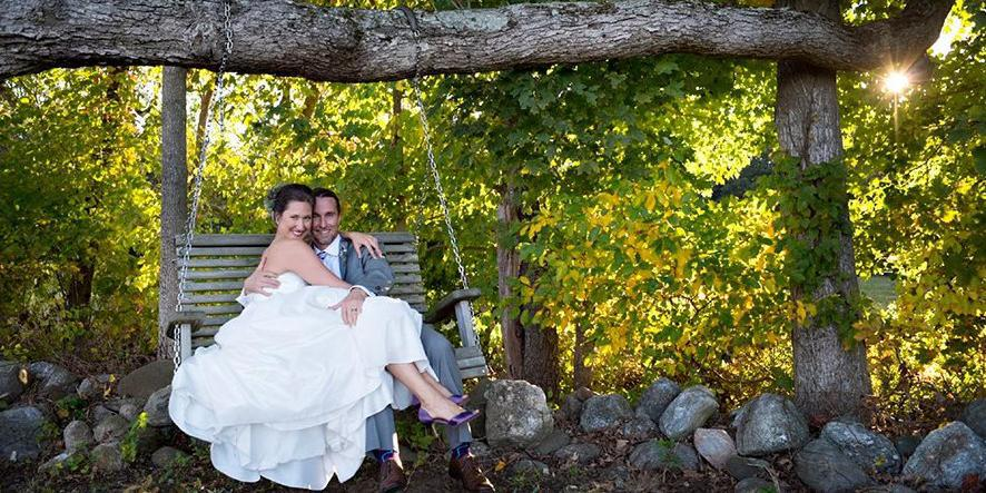 Priam Vineyards wedding Hartford