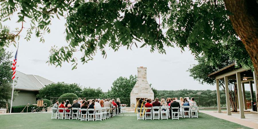 Twin Creeks Country Club wedding Austin