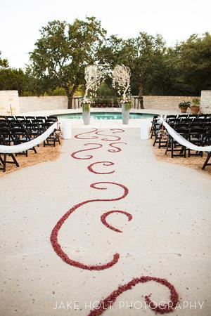 Hamilton Twelve wedding Austin