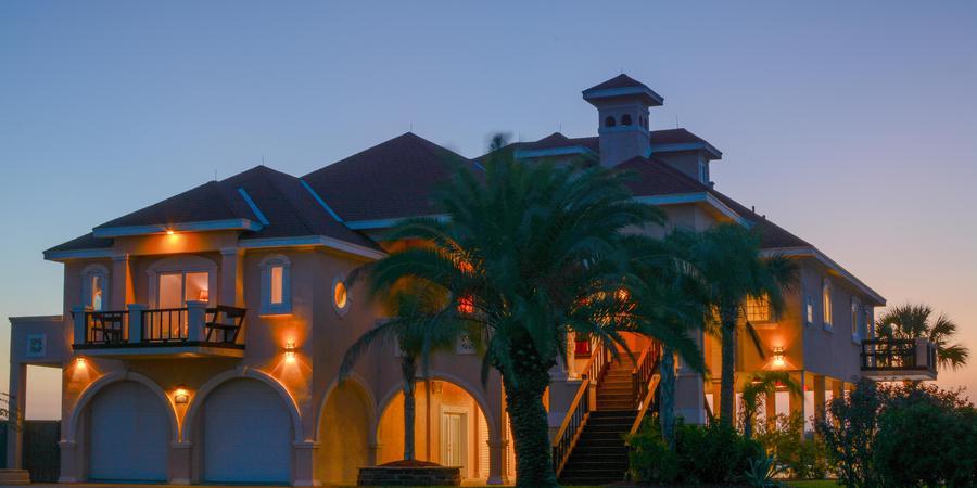 Crystal Beach Villa Venue