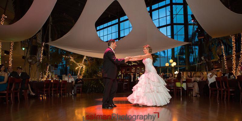 Pavilion Grille wedding Boca Raton