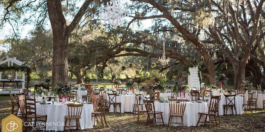 Cafe Gabbiano wedding Tampa