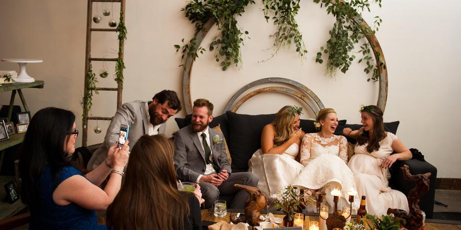 Gather on Monroe wedding Austin
