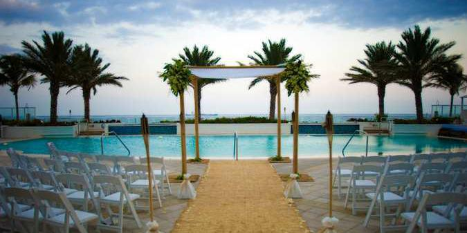 Hilton Fort Lauderdale Beach Resort wedding Miami