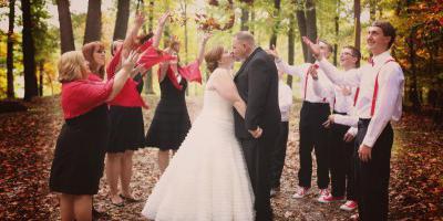 Jackson Lake Campground and Park wedding Columbus