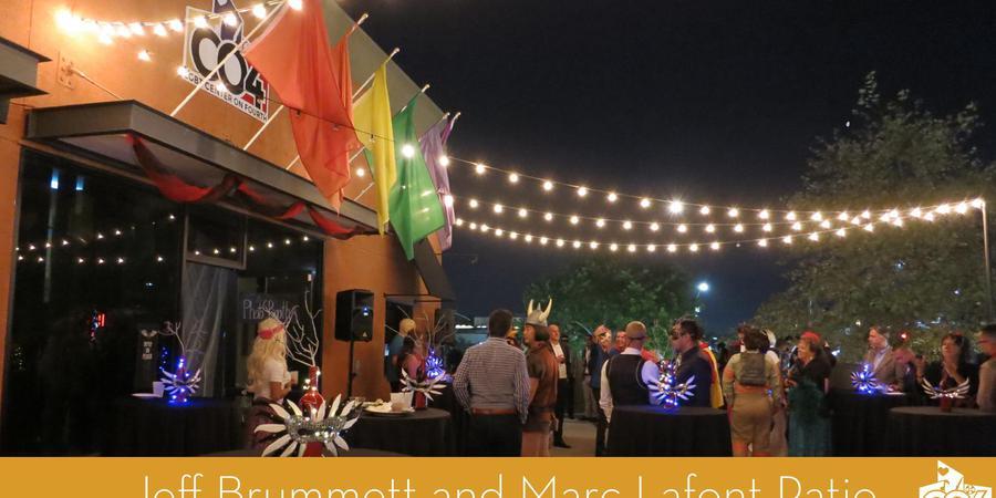LGBT Center On 4th wedding Orange County