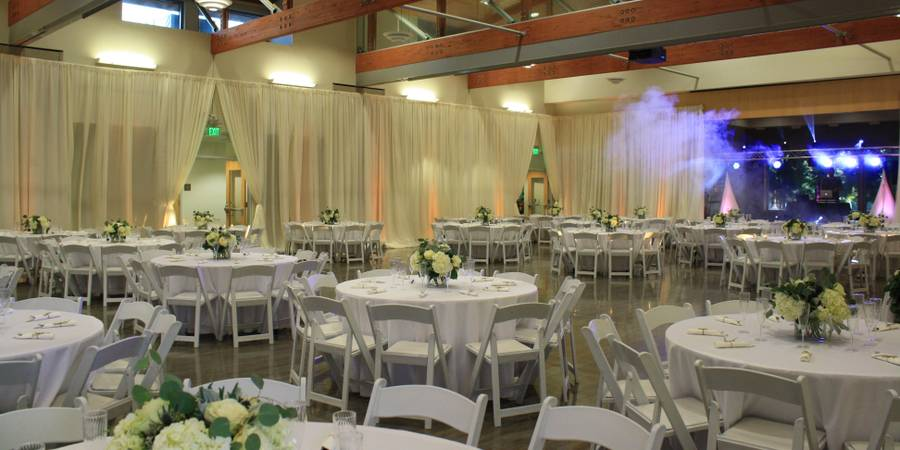 Fullerton Community Center wedding Orange County