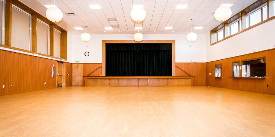 Sorensdale Recreation Center wedding East Bay