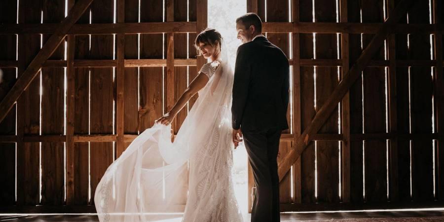 Tin Roof Barn wedding Seattle