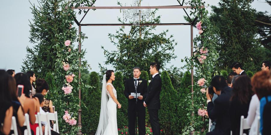 The Villa wedding Boston