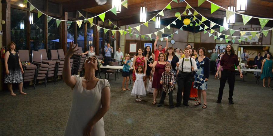 Unitarian Universalist Church Of Tallahassee wedding Northwest Florida
