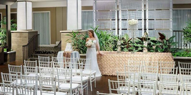 Embassy Suites Orlando Lake Buena Vista Resort wedding Orlando