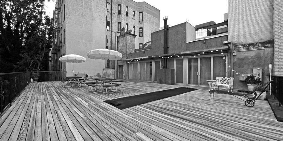 Bathhouse Studios wedding Manhattan
