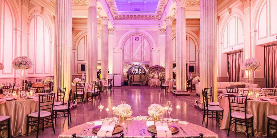 Treasury on the Plaza wedding Jacksonville