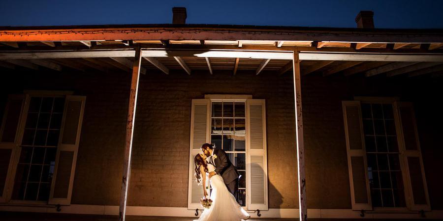 The Quartermaster Depot wedding Phoenix/Scottsdale