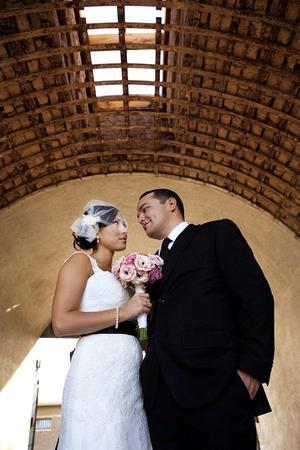 Yuma Territorial Prison State Historic Park wedding Phoenix/Scottsdale
