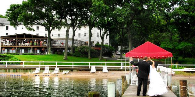 The Pridwin Hotel & Cottages wedding Hamptons