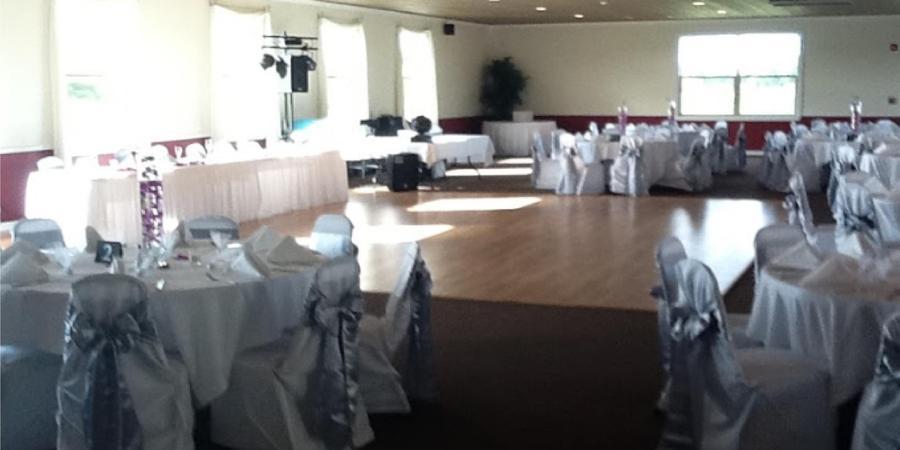 Copper Ridge Golf Club & Banquet Center wedding Detroit