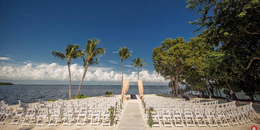 Key Largo Lighthouse wedding Florida Keys
