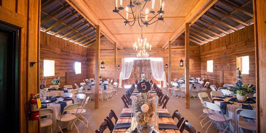 The Barn at Tatum Acres wedding Atlanta