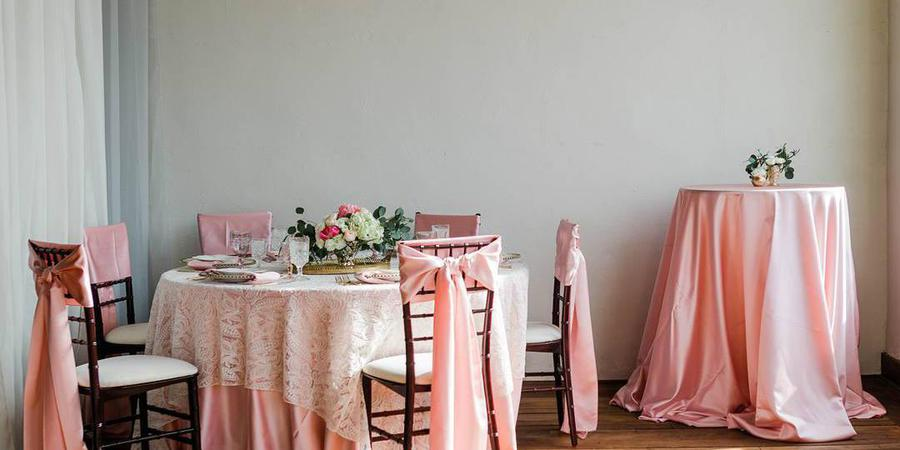 The Corner District wedding Atlanta
