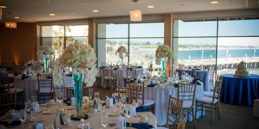 The Dream Inn wedding Monterey/Carmel Valley