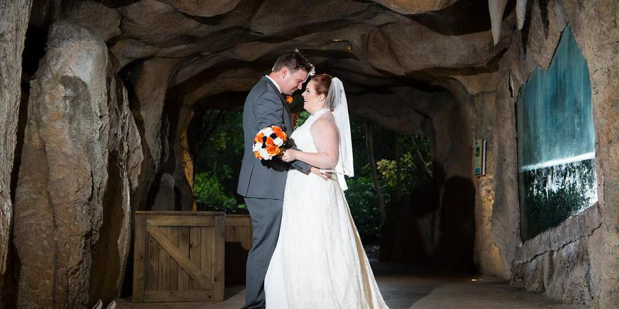Palm Beach Zoo wedding Fort Lauderdale