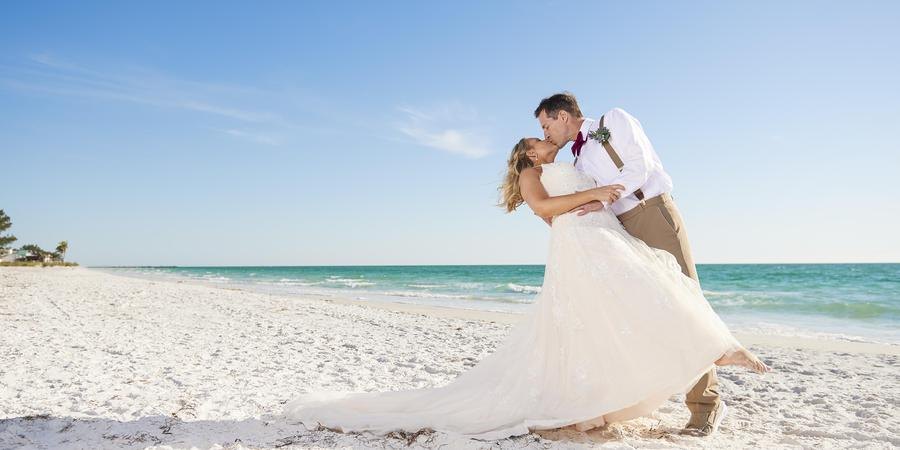 The Sunset by Gulf Drive Cafe wedding Tampa