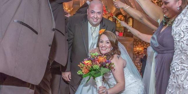 The Villa Russo wedding Queens