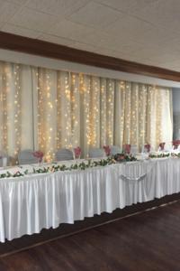 Port Clinton Elks Lodge 1718 wedding Toledo