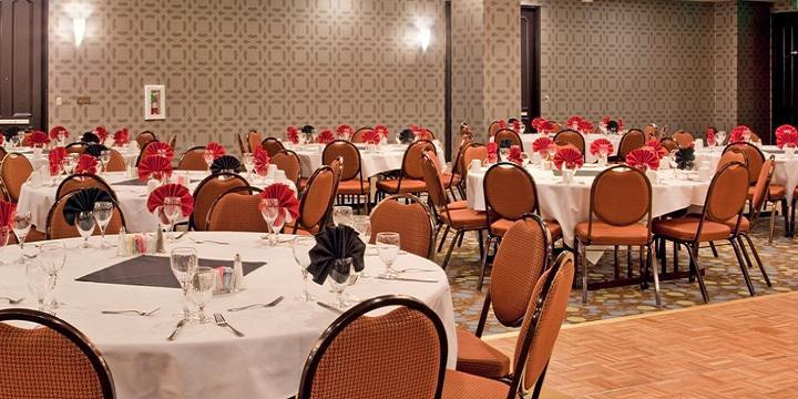 Radisson Hotel Fresno Conference Center Venue Fresno