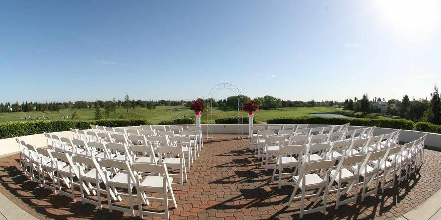 Brookside Country Club (Fresno) wedding Central Valley