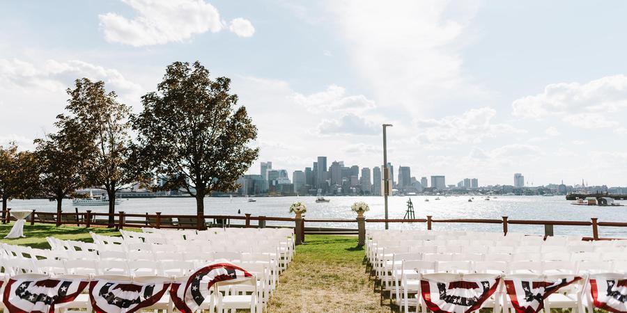 Hyatt Regency Boston Harbor wedding Boston