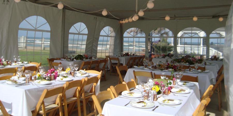 Coral Sands Resort and Seaside Cottages wedding Central Florida Beaches/Coast