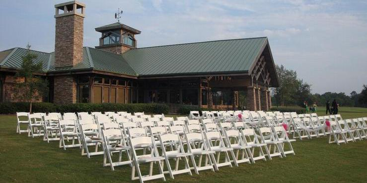 King & Bear at World Golf Village wedding Northwest Florida