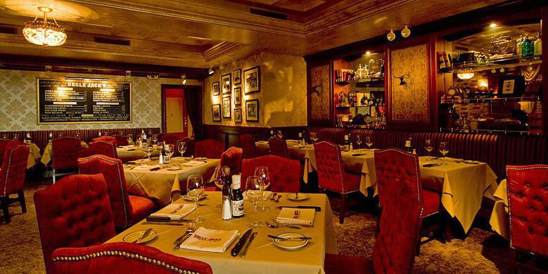 Uncle Jack's Steakhouse- Mid Town wedding Manhattan